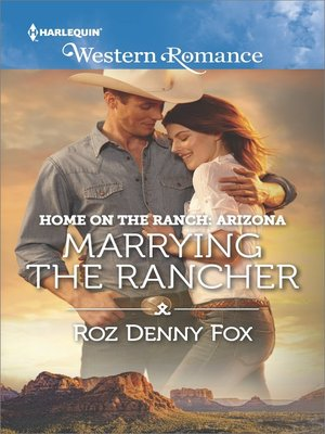 cover image of Marrying the Rancher