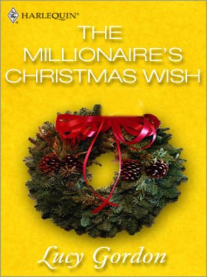 cover image of Millionaire's Christmas Wish