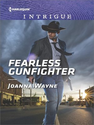 cover image of Fearless Gunfighter