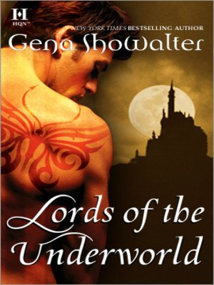 cover image of Lords of the Underworld Bundle