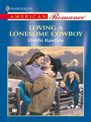 cover image of Loving a Lonesome Cowboy