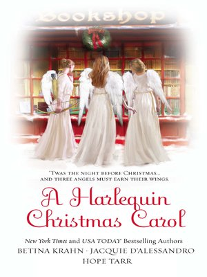 cover image of A Harlequin Christmas Carol: Yesterday's Bride\Today's Longing\Tomorrow's Destiny