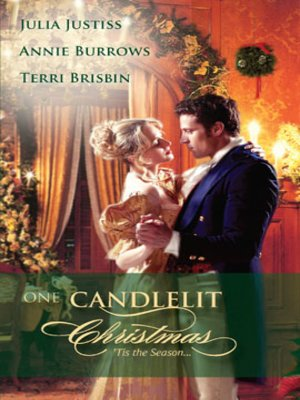 cover image of One Candlelit Christmas