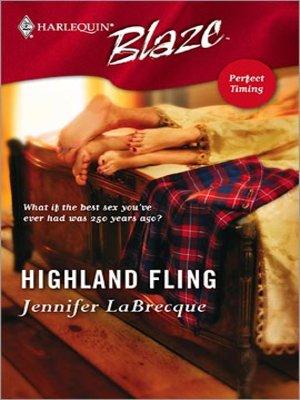 cover image of Highland Fling