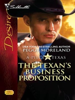 cover image of The Texan's Business Proposition