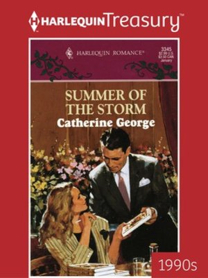 cover image of Summer of the Storm
