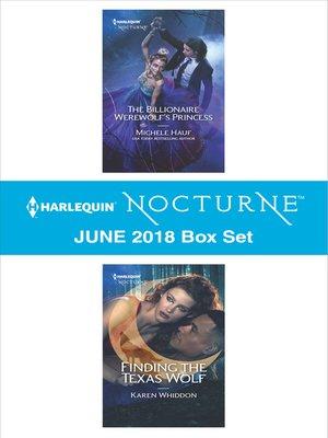 cover image of Harlequin Nocturne June 2018 Box Set