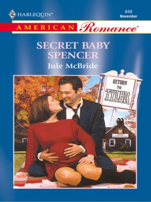 cover image of Secret Baby Spencer