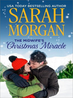 cover image of The Midwife's Christmas Miracle