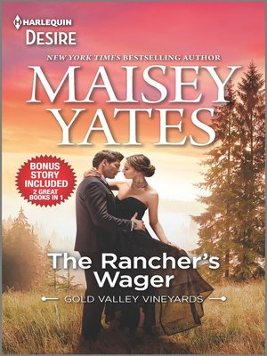 cover image of The Rancher's Wager & Take Me, Cowboy