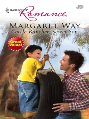 cover image of Cattle Rancher, Secret Son