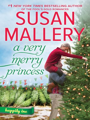cover image of A Very Merry Princess