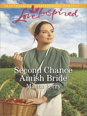 cover image of Second Chance Amish Bride