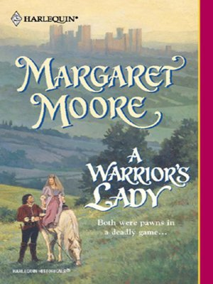 cover image of A Warrior's Lady