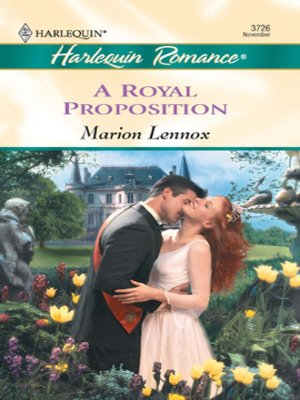 cover image of Royal Proposition