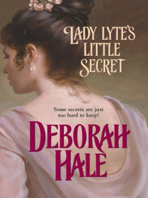 cover image of Lady Lyte's Little Secret