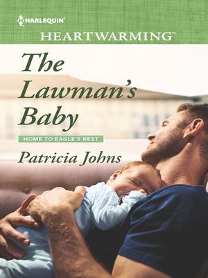 cover image of The Lawman's Baby