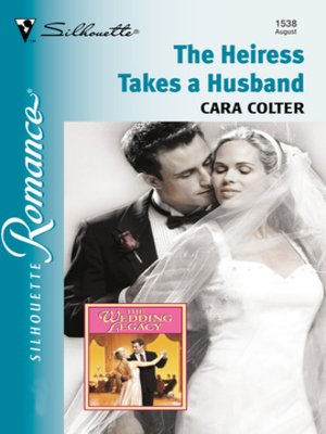 cover image of The Heiress Takes a Husband