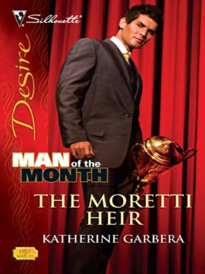 cover image of The Moretti Heir