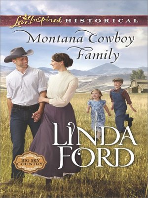 cover image of Montana Cowboy Family