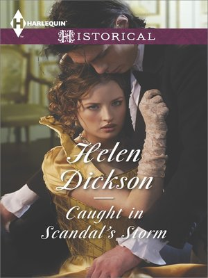 cover image of Caught in Scandal's Storm