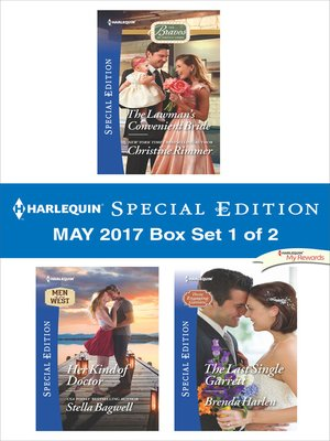 cover image of Harlequin Special Edition May 2017 Box Set 1 of 2
