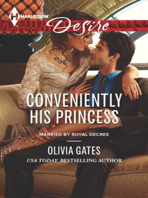 cover image of Conveniently His Princess
