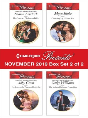 cover image of Harlequin Presents, November 2019, Box Set 2 of 2