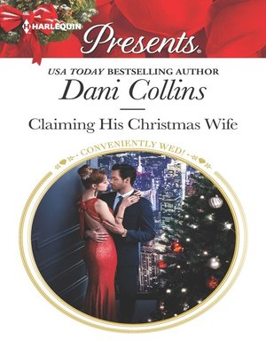 cover image of Claiming His Christmas Wife