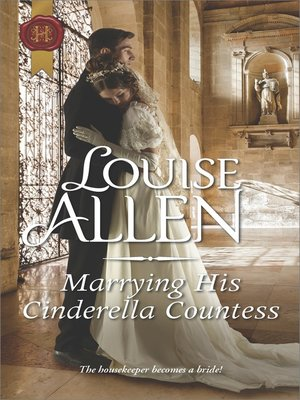 cover image of Marrying His Cinderella Countess