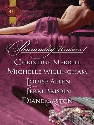cover image of Pleasurably Undone!