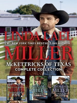 cover image of McKettricks of Texas Complete Collection
