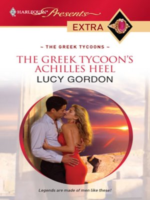 cover image of The Greek Tycoon's Achilles Heel