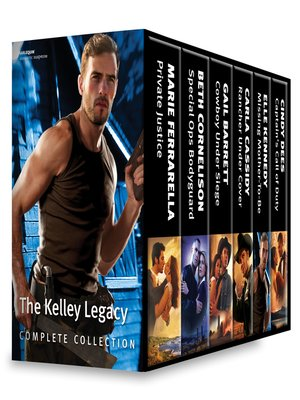 cover image of The Kelley Legacy Complete Collection