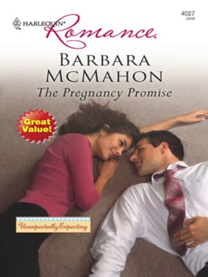 cover image of The Pregnancy Promise