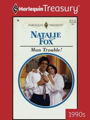 cover image of Man Trouble!