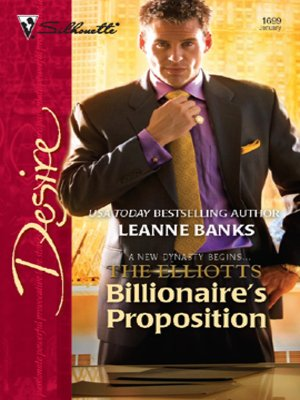 cover image of Billionaire's Proposition