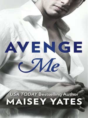 cover image of Avenge Me