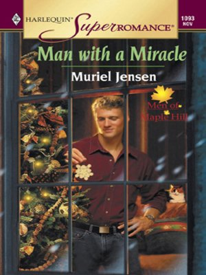 cover image of Man with a Miracle