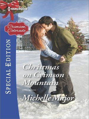 cover image of Christmas on Crimson Mountain