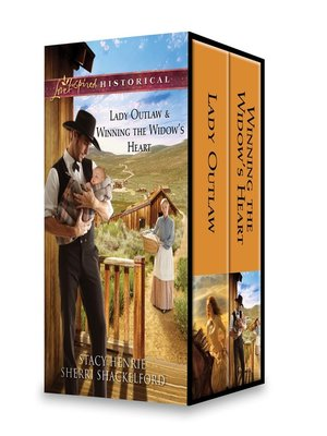 cover image of Lady Outlaw & Winning the Widow's Heart
