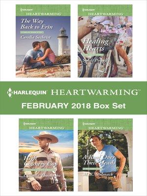 cover image of Harlequin Heartwarming February 2018 Box Set