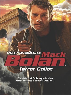 cover image of Terror Ballot