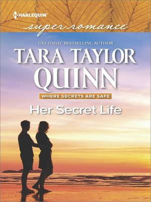 cover image of Her Secret Life--A Romantic Mystery of Love and Suspense