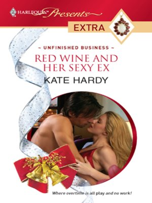 cover image of Red Wine and Her Sexy Ex