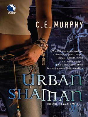 cover image of Urban Shaman