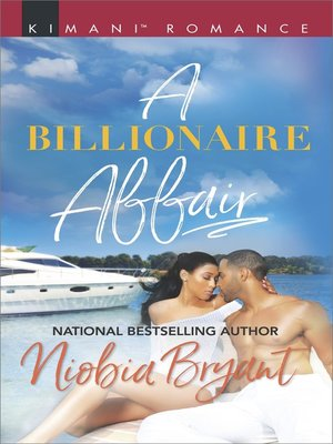 cover image of A Billionaire Affair