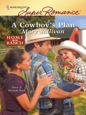 cover image of A Cowboy's Plan