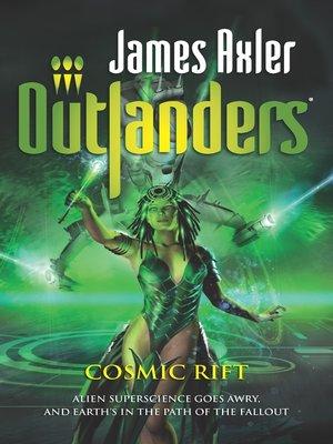 cover image of Cosmic Rift