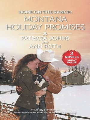 cover image of Home on the Ranch--Montana Holiday Promises